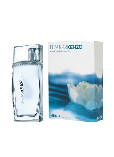 Kenzo Kenzo L'eau Par  Pour Femme Edt 50 ml Kadın Parfüm Renksiz
